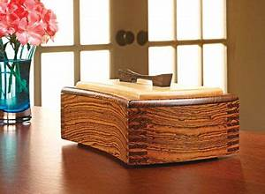 Decorative Keepsake Box Woodsmith Plans Woodworking