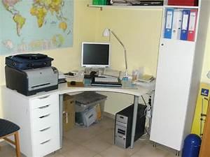 Ikea Schreibtisch Alex : ikea schreibtisch 39 linnmon 39 rollcontainer 39 alex 39 und passender b roschrank aktenschrank ~ Orissabook.com Haus und Dekorationen