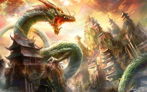 Top 50 Hd Dragon Wallpapers, Images, Backgrounds, Desktop
