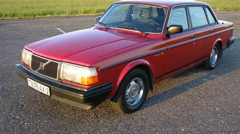 Volvo 240 Mpg by 1992 Volvo 240 Sedan Specifications Pictures Prices