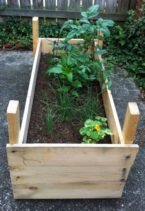 Raised Planters by How To Build A Raised Planter Bed For 50 For Your