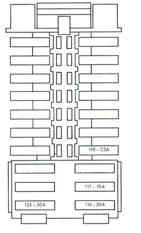 2009 C300 Fuse Diagram by 2010 Mercedes C300 W204 Spare Fuse Box Diagram Free
