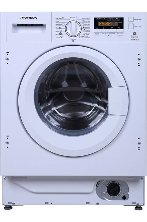 lave linge encastrable thomson tw bi 612 4160681 darty