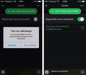 Ecouter Ses Messages Vocaux Bouygues Portable : spotify ajouter sa propre musique et l 39 couter hors connexion sur mobile ~ Medecine-chirurgie-esthetiques.com Avis de Voitures