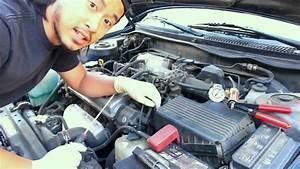 How To Test Toyota Egr System Vsv  Vacuum Modulator  Egr