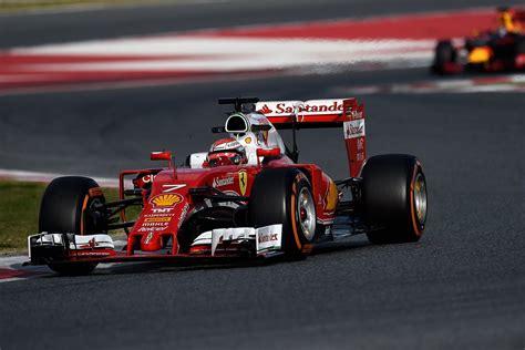 """Foto  Formula 1 La Ferrari Prova Il """"cupolino"""""""