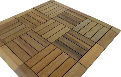 flexdeck hardwood deck tile interlocking deck