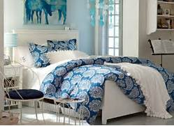 Teenage Girl Room Ideas Blue by Modern Bedroom For Teenager In Sky Blue Interior Design