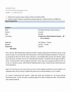 abhishek resume latestdoc With mainframe to hadoop migration resume