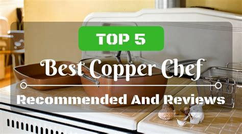 copper chef pan reviews    buy  reading