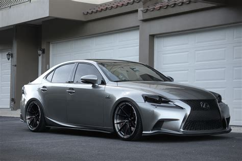Lexus Is350 F Sport Stance Sf01 Rotary Forged Japanese
