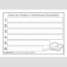 Instructions Writing Resources And Printables Ks1 Sparklebox