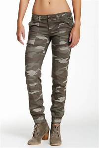 Jolt | Banded Camo Cargo Pant (Juniors) | Nordstrom Rack