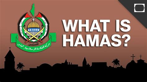 What Is Hamas And Why Are They At War With Israel? - YouTube