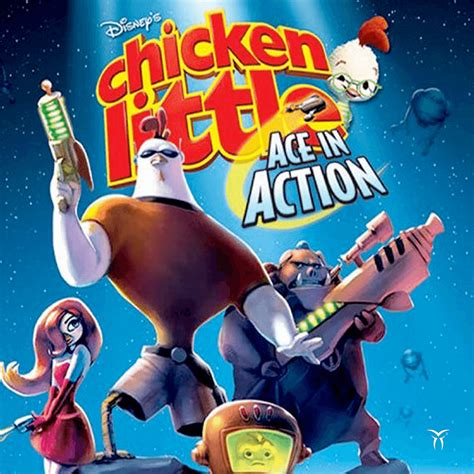 disneys chicken  ace  action pc game startselectcom