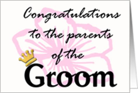 wedding cards  parents   groom  greeting card universe