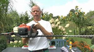 Heckenschere Von Stihl : heckenschere stihl schwert wechseln change hedge trimmer sword stihl youtube ~ Orissabook.com Haus und Dekorationen