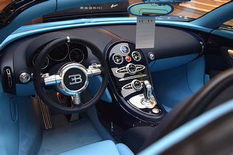 Bugatti Veyron 2016 Interior by 1 Of 3 Bugatti Veyron Jean Wimille Edition For Sale