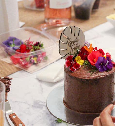 cake decorating workshop  good company sydney classbento