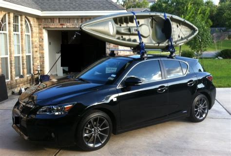 New Thule Roof Rack Pic