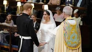 Prince Harry, Meghan Markle wed in Windsor as millions ...