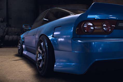 speed  video games racing car nissan