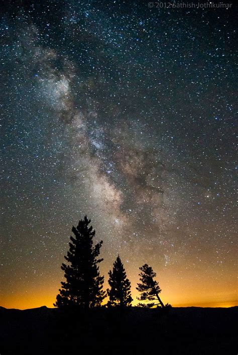 Star Trails Milky Way Dress Up Our National Parks Mnn