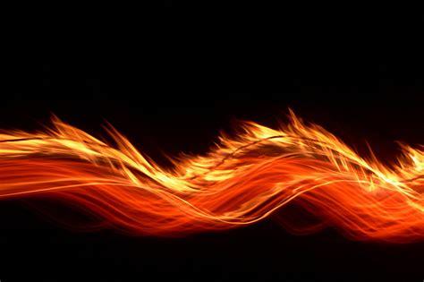 Abstract Fire Wallpaper Hd