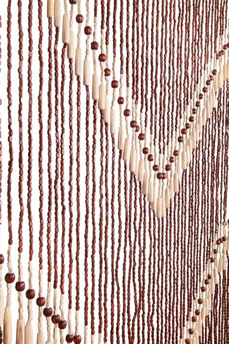 wooden beaded curtains handmade door beaded curtains 52 strands of hang