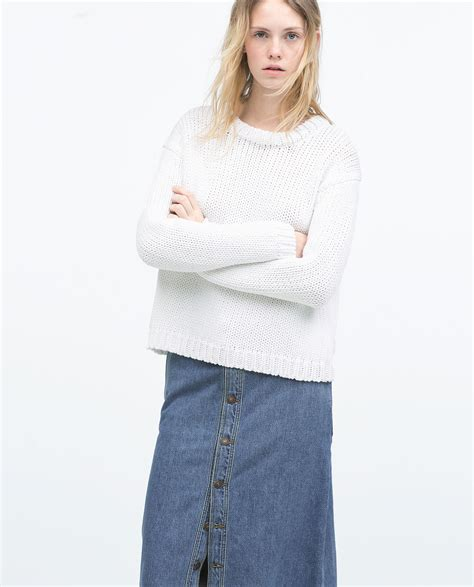 frühlingsjacken damen zara oversize pullover pullover strick damen zara deutschland