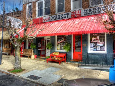 15 Charming Small Towns In North Carolina