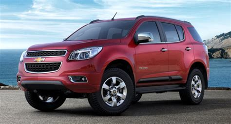 2014 Chevrolet Trailblazer Review, Prices & Specs