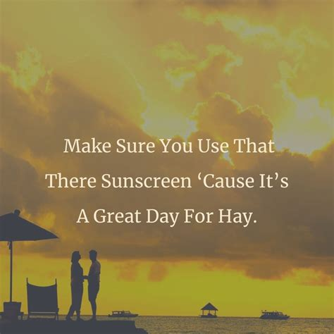 letterkenny quotes hay sure shoresy relatable most sunscreen cause there