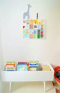 Bücher Wandregal Kinderzimmer : 50 wohnideen kinderzimmer wie sie den raum optimal ausnutzen ~ Lateststills.com Haus und Dekorationen