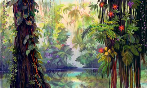 Animated Jungle Wallpaper - animated jungle wallpaper 08221 baltana