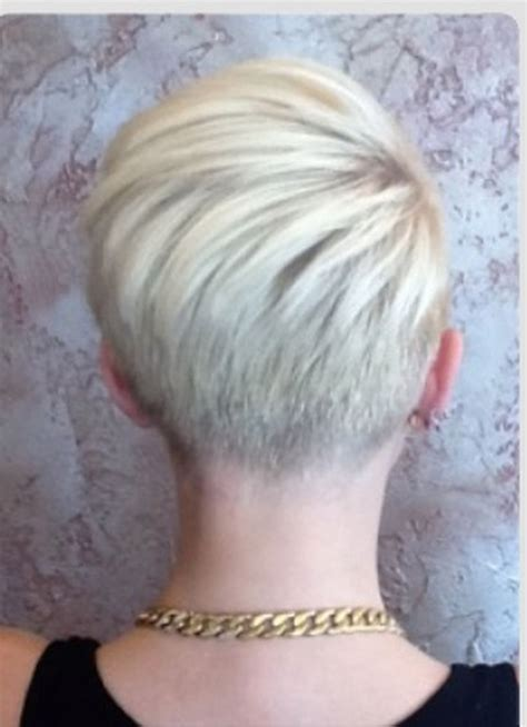 back view of pixie haircuts 60 cool back view of undercut pixie haircut hairstyle 2879