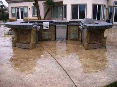 how are kitchen islands bbq islands barbeque island outdoor kitchens backyard