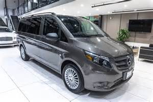 Experience a luxurious comfort zone vehicle with versatile interiors, striking design and exceptional services. Used 2017 Mercedes-Benz Metris 8-Passenger Mini-Van ...