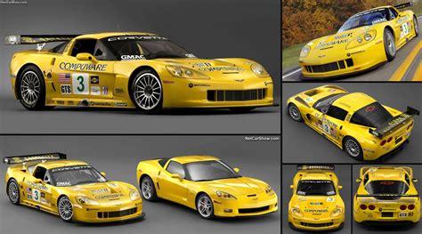 chevrolet corvette cr race car  pictures