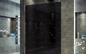 Paroi De Douche Miroir : douche receveur paroi cabine et douche italienne ~ Dailycaller-alerts.com Idées de Décoration