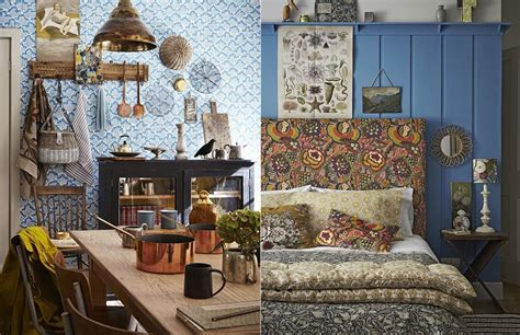 rustic home interior design bohemian style interior pixshark com images
