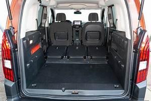 Peugeot Rifter Interieur : peugeot rifter le ludospace familial rate la marche ~ Dallasstarsshop.com Idées de Décoration