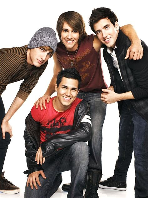 Big time rush is an american musical comedy television series that originally aired on nickelodeon from november 28, 2009, until july 25, 2013. Big Time Rush: Bardzo ważny teledysk (18) - serial dla młodzieży