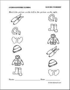 nursery kindergarten worksheets images
