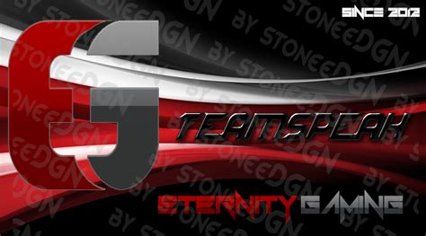 eternitygaming banner ts3 by stoneedgn on deviantart
