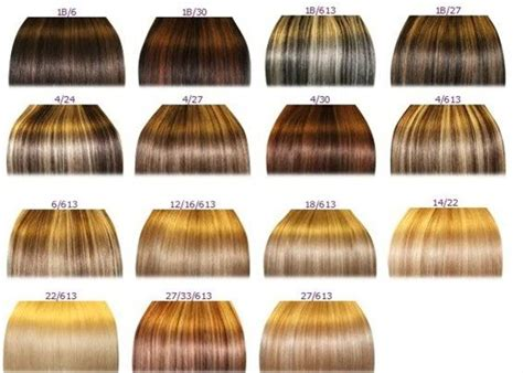 Different Types Of Hair Color by Different Shades Hair Ideas Hairstyles 33148