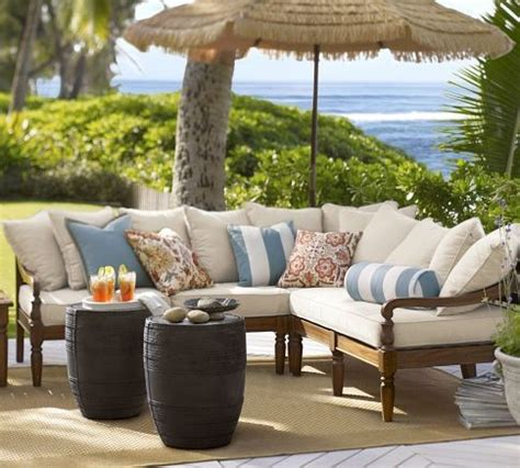 pottery barn patio furniture home outdoor