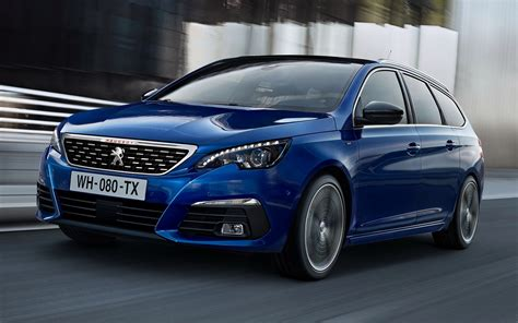 Peugeot 308 Wallpapers by 2017 Peugeot 308 Sw Gt Wallpapers And Hd Images Car Pixel