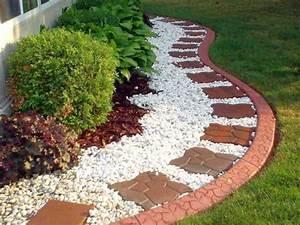 Dcorer Son Jardin Avec Galets Et Gravillons Voici 20
