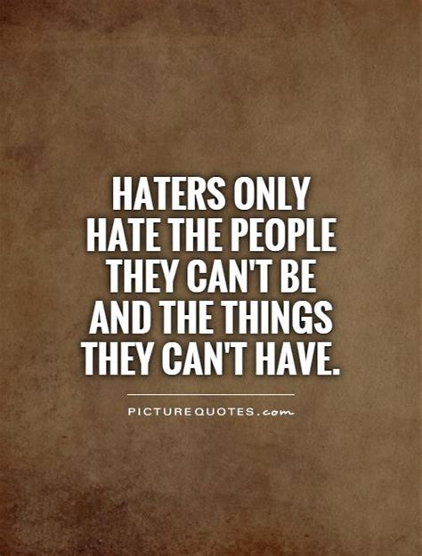 haters  hate  people